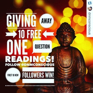 Repost dnmconscious  First 10 new followers will win ahellip