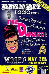 DiGN2It Radio's Summer Kick-Off Live Podcast @ Woof's Madison | Madison | Wisconsin | United States