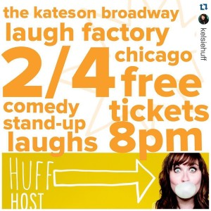 Repost kelsiehuff with repostapp  thekates onbroadway back at laughfactorychhellip